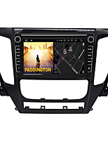 cheap -Android 9.0 Autoradio Car Navigation Stereo Multimedia Player GPS Radio 8 inch IPS Touch Screen for Mitsubishi Pajero 2018 1G Ram 32G ROM Support iOS System Carplay