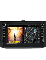 cheap -Android 9.0 Autoradio Car Navigation Stereo Multimedia Player GPS Radio 8 inch IPS Touch Screen for Volkswagen Tiguan L 2017 1G Ram 32G ROM Support iOS System Carplay