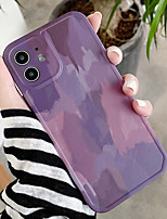 cheap -Phone Case For Apple Back Cover iPhone 12 Pro Max 11 X XR XS Max iphone 7Plus / 8Plus Shockproof Dustproof Graphic TPU