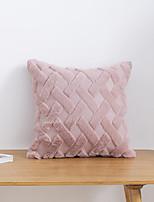 cheap -PillowCase Exquisite Soft PV Velvet Fashion Home Office PillowCase Living Room Bedroom Sofa Cushion Cover