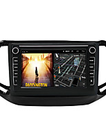 cheap -Android 9.0 Autoradio Car Navigation Stereo Multimedia Player GPS Radio 8 inch IPS Touch Screen for Jeep Compass 2017-2018 1G Ram 32G ROM Support iOS System Carplay