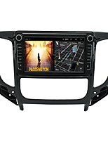 cheap -Android 9.0 Autoradio Car Navigation Stereo Multimedia Player GPS Radio 8 inch IPS Touch Screen for Mitsubishi TRITOB 1G Ram 32G ROM Support iOS System Carplay