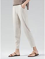 cheap -ice ailk linen fashionable harem pants