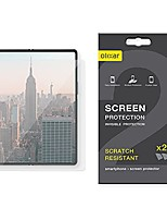 cheap -screen protector for samsung galaxy z fold 3, film - reliable protection, supports device features - full video installation guide, screen protector for z fold3 5g (2021) - 2 pack