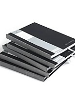cheap -Black Popular Journal Notebook back to school gift office Diary Planner Agenda Sketchbook Suitable