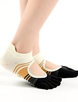 cheap -Comfort Sport Women's Socks Solid Colored Socks Sport Socks / Athletic Socks Thin Sport Blue 1 Pair