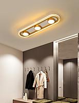 cheap -LED Ceiling Light 58 78 cm Circle Design Flush Mount Lights Aluminum Artistic Style Modern Style Stylish Painted Finishes LED Modern 220-240V