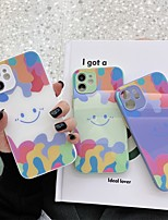 cheap -Phone Case For Apple Back Cover iPhone 12 Pro Max 11 SE 2020 X XR XS Max 8 7 Shockproof Dustproof Lines / Waves Graphic TPU