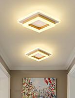cheap -LED Ceiling Light 20 cm Geometric Shapes Flush Mount Lights Metal Formal Style Stylish Geometrical Painted Finishes LED Modern 220-240V