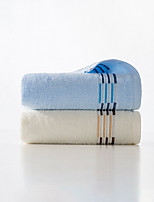cheap -1 Pc Cotton Blend Hand Kitchen Shower Towel(Set) Machine Washable Super Soft Highly Absorbent Quick Dry For Bathroom Hotel Spa Solid 33*68cm