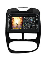 cheap -Android 9.0 Autoradio Car Navigation Stereo Multimedia Player GPS Radio 8 inch IPS Touch Screen for Renault S.A Clion 2012-2015 1G Ram 32G ROM Support iOS System Carplay
