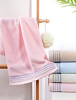 cheap -1 Pc 100% Cotton Premium Ring Spun Hand Kitchen Shower Towel(Set) Machine Washable Super Soft Highly Absorbent Quick Dry For Bathroom Hotel Spa Solid  33*70cm