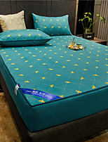 cheap -Six-side full - cover bed pull chain single-piece bed cover waterproof mattress cover spring protective cover non-slip and fixed