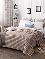 cheap -Microfiber Throw Blanket All Season For Couch Chair Sofa Bed Picnic Print Lovely Cute Cat Cartoon Soft Fluffy Warm Cozy Plush Autumn Winter