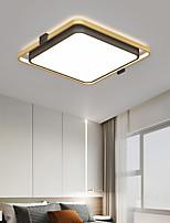 cheap -LED Ceiling Light 42 52 cm Circle Design Flush Mount Lights Metal Artistic Style Modern Style Stylish Painted Finishes LED Modern 220-240V