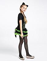 cheap -halloween children cat dress up dress children's day performance costumes