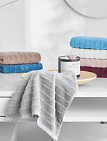 cheap -1 Pc Cotton Blend Hand Kitchen Shower Towel(Set) Machine Washable Super Soft Highly Absorbent Quick Dry For Bathroom Hotel Spa Solid 35*75cm