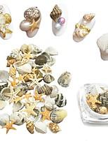cheap -15 Pcs Nail Jewelry For Nail Art Manicure Pedicure Daily Fashion Nail Decorations