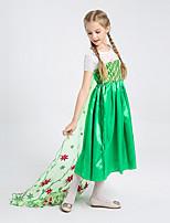 cheap -frozen aisha dress skirt girls summer dress aisha children dress aisha princess dress