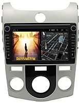 cheap -Android 9.0 Autoradio Car Navigation Stereo Multimedia Player GPS Radio 8 inch IPS Touch Screen for Kia Forte 2009-2016 1G Ram 32G ROM Support iOS System Carplay