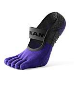 cheap -Fashion Comfort Women's Socks Solid Colored Socks Sport Socks / Athletic Socks Medium Sport Purple 1 Pair