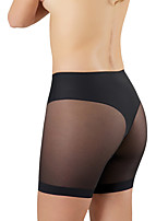 cheap -Control Panties Shaping Panties Body Shaper Breathable High Stretch Seamfree Women's Underpants Cloth Splicing Mesh
