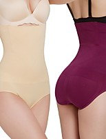 cheap -Women High Waist Trainers Body Shaper Pants Belly Tummy Control Slimming Shapewear Belt Underwear Shaping Panties Breathable