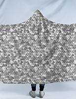 cheap -Hooded Blanket Hooded Blanket Household Blanket Children Blanket Thick Blanket Sequined