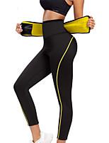 cheap -Neoprene Waist Trainer Belt Women High Waist Legging Shapers Pants Sauna Slimming Sweat Gym Capris Hot Thermal Corset Pants