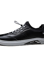 cheap -plover trend casual shoes leather fashion all-match shoes two-layer cowhide breathable leather shoes men's one drop delivery