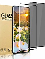 """cheap -compatible for samsung galaxy s21 ultra 5g screen protector, privacy and hd tempered glass film [2 pack],ultrasonic fingerprint support, 3d full coverage, bubble free for galaxy s21 ultra (6.8"""")"""