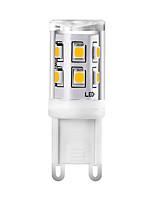 cheap -1pc 2.5 W LED Bi-pin Lights 250 lm G9 14 LED Beads SMD 2835