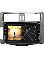 cheap -Android 9.0 Autoradio Car Navigation Stereo Multimedia Player GPS Radio 8 inch IPS Touch Screen for Toyota PRADO 2010-2013 1G Ram 32G ROM Support iOS System Carplay