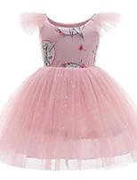 cheap -designed girl's dresses girls' summer clothes children's clothes sleeveless mesh girls' princess skirt children's dress