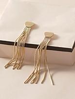 cheap -Women's Earrings Classic Classic Cute Earrings Jewelry Gold For Street Gift Date 1 Pair