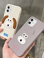 cheap -Phone Case For Apple Back Cover iPhone 12 Pro Max 11 SE 2020 X XR XS Max 8 7 6 Shockproof Dustproof Graphic Animal Silicone