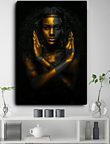 cheap -Wall Art Canvas Prints Painting Artwork Picture People Beauty Home Decoration Decor Rolled Canvas No Frame Unframed Unstretched