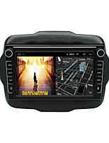 cheap -Android 9.0 Autoradio Car Navigation Stereo Multimedia Player GPS Radio 8 inch IPS Touch Screen for Jeep Renegade 2016 1G Ram 32G ROM Support iOS System Carplay