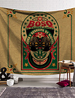 cheap -Tiki African Wall Tapestry Art Decor Blanket Curtain Hanging Home Bedroom Living Room Decoration Polyester