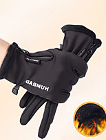 cheap -Ski Gloves Snow Gloves for Women Men Touchscreen Thermal Warm Windproof Nylon Full Finger Gloves Snowsports for Cold Weather Winter Skiing Snowboarding Cycling