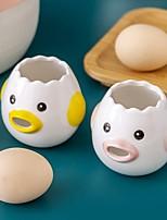 cheap -Egg White Egg Yolk Separator Kitchen Egg Separator Cute Creative Filter Baking Tool