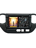 cheap -Android 9.0 Autoradio Car Navigation Stereo Multimedia Player GPS Radio 8 inch IPS Touch Screen for Hyundai I10 1G Ram 32G ROM Support iOS System Carplay