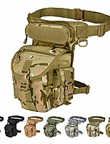 cheap -multi-purpose tactical drop leg bag tool fanny thigh pack leg rig military motorcycle camera versipack utility pouch, black/coyote tan/army green available (cp camouflage)