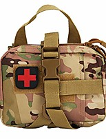cheap -molle first aid kit portable military first aid supplies kit survive medicine storage bag for outdoor sports/camping/hiking/emergency/hunting(cp camouflage)