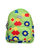 cheap -SchoolBagColored GeometryDaypackBookbagLaptopBackpackwithMultiplePocketsforMenWomenBoysGirls