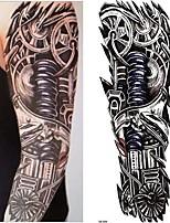 cheap -3 Pcs Tattoo Stickers Temporary Tattoos Cartoon Series Body Arts Brachium