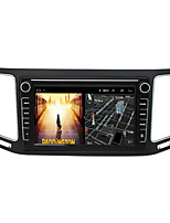 cheap -Android 9.0 Autoradio Car Navigation Stereo Multimedia Player GPS Radio 8 inch IPS Touch Screen for Volkswagen Sharan 2012-2018 1G Ram 32G ROM Support iOS System Carplay