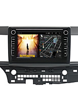 cheap -Android 9.0 Autoradio Car Navigation Stereo Multimedia Player GPS Radio 8 inch IPS Touch Screen for Mitsubishi Lancer-ex 1G Ram 32G ROM Support iOS System Carplay