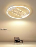 cheap -LED Ceiling Light 42 cm Circle Design Flush Mount Lights Metal Artistic Style Modern Style Stylish Painted Finishes LED Modern 220-240V