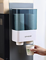 cheap -Paper Cup Holder Rack Cup Remover Water Dispenser Punch-Free Cup Dropper Cup Taker Cup Storage Box